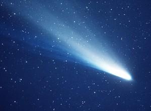 Halley's Comet, 1986